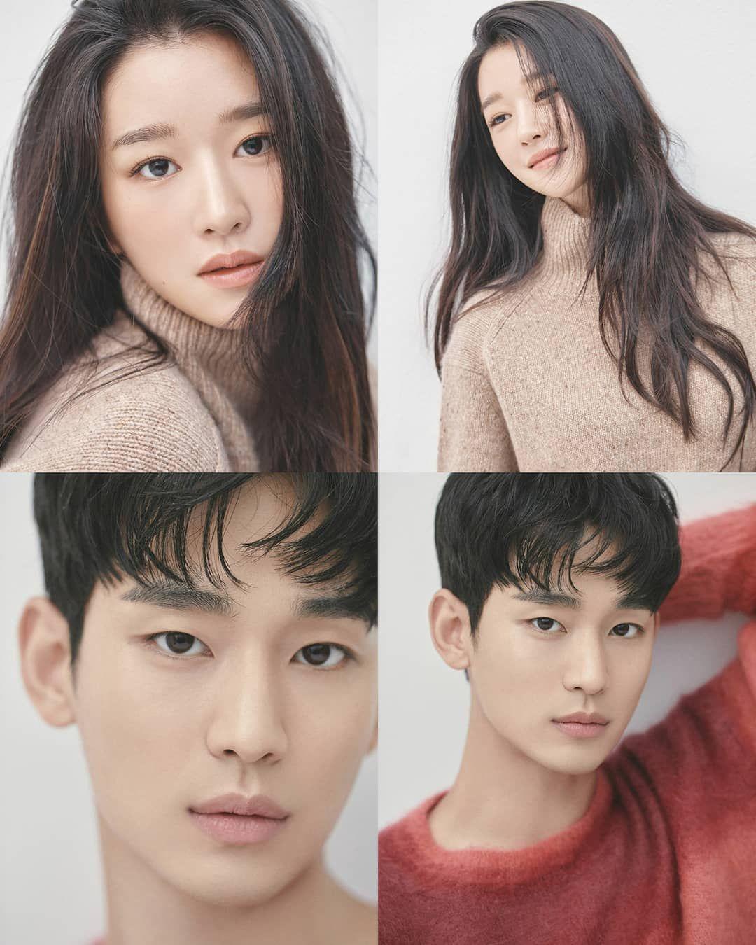 20 9k Likes 99 Comments It S Okay To Not Be Okay Tvn Itsokaytonotbeokay Tvn On Instagram Seo Yeji And Kim Soohyun Gambar Selebritas Aktris