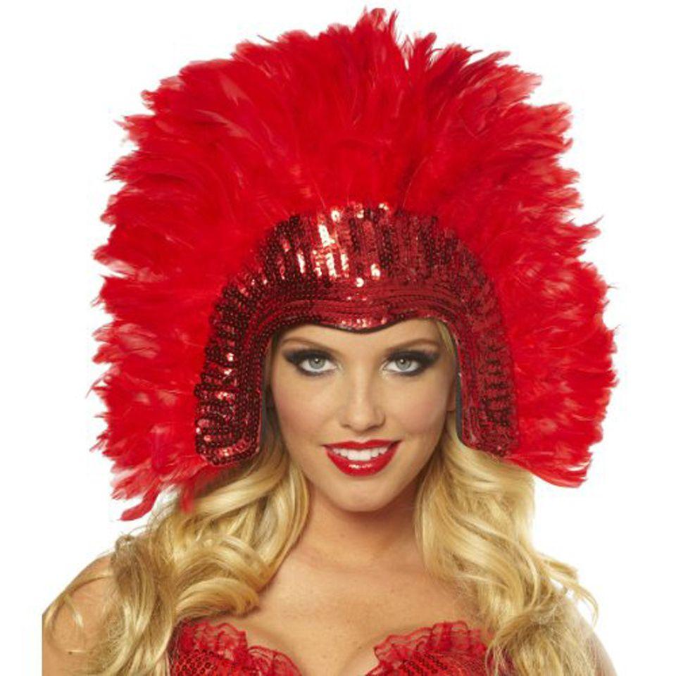 Vegas Dancer Headdress
