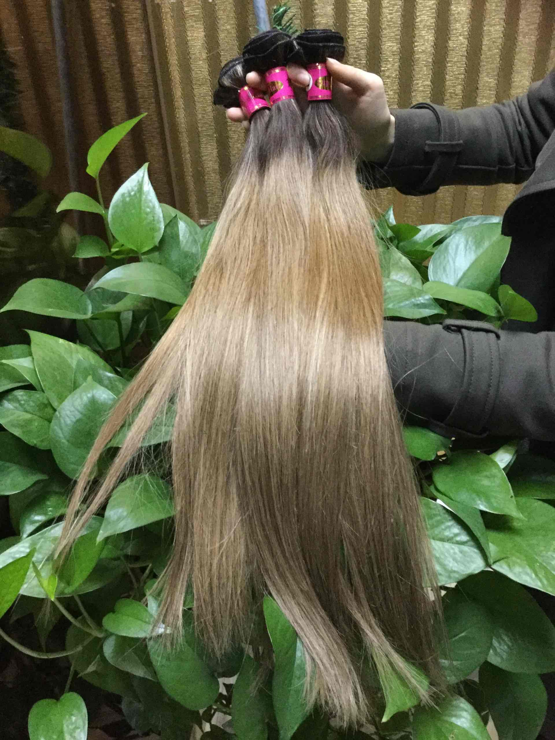 Raw Cambodian Hairstraight 6 Inch Hair Weavingombre Human Hair