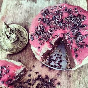chocolate raspberry dream cake .... this looks amazing!