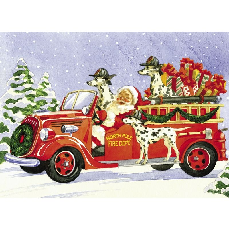 Firefighter Christmas Cards | Firefighting items | Pinterest ...
