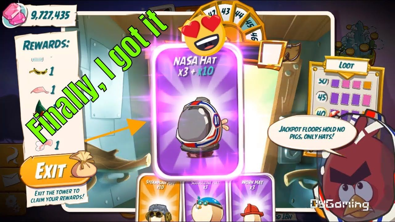 Angry birds 2 walkthrough tower of fortune next super