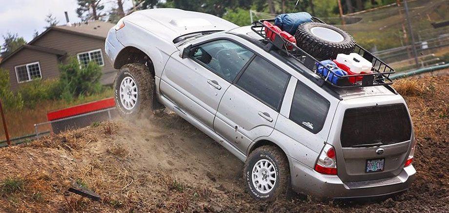 Subaru Lift Kits & Accessories | Camping Life | Subaru