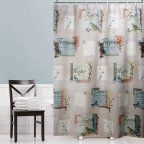 Home Fabric Shower Curtains Shower Curtain Curtains