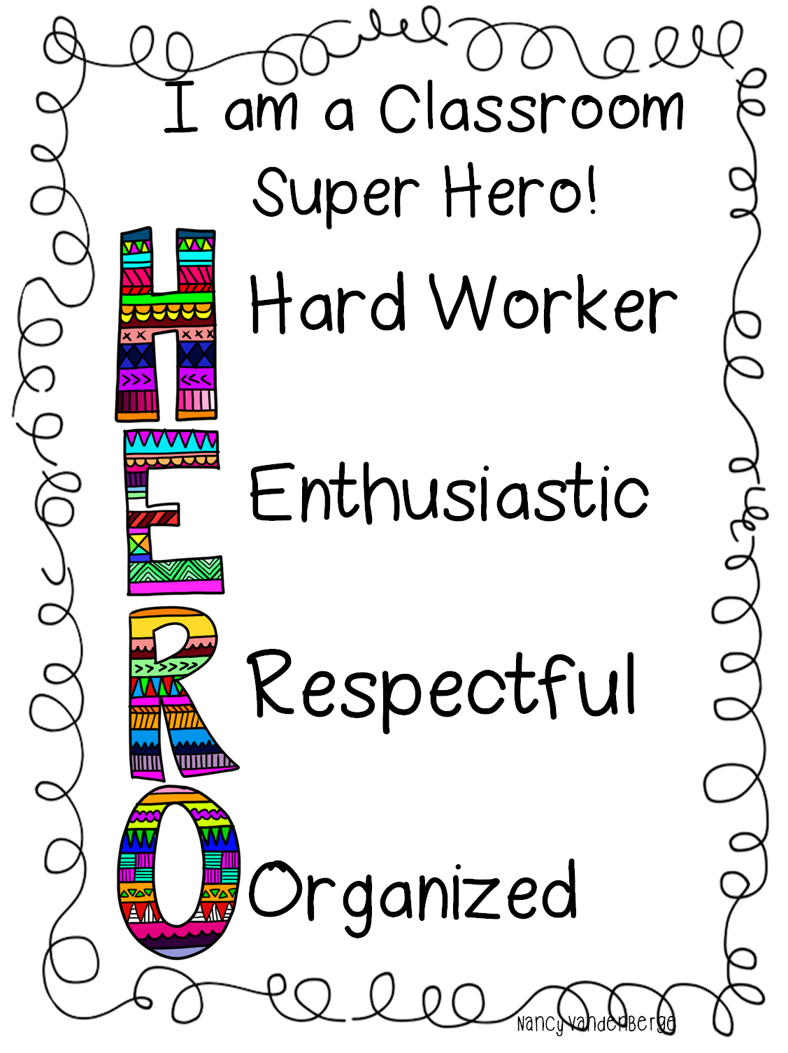Workbooks superhero worksheets for preschool : First Grade Wow: Superhero Unit to the Rescue! | Classroom Ideas ...