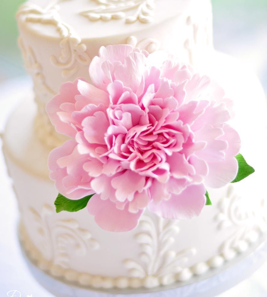 Flower Cake Toppers, Wedding Cake Toppers