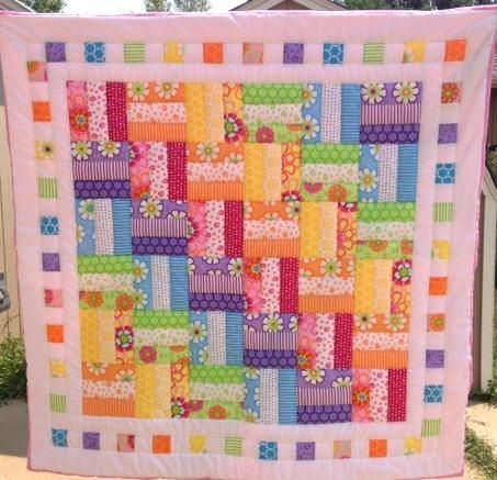 Quilt Patterns Easy Beginner Baby Quilt Patterns Easy