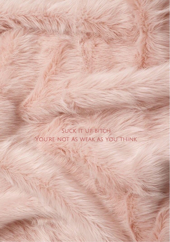 Aesthetic pink fur wallpaper hd
