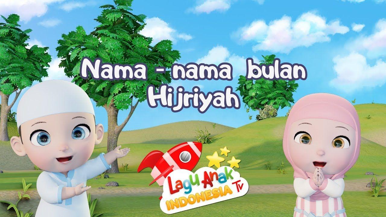 19 Lagu Anak Islami   Bulan Hijriah   Lagu Anak Indonesia   Nursery ...