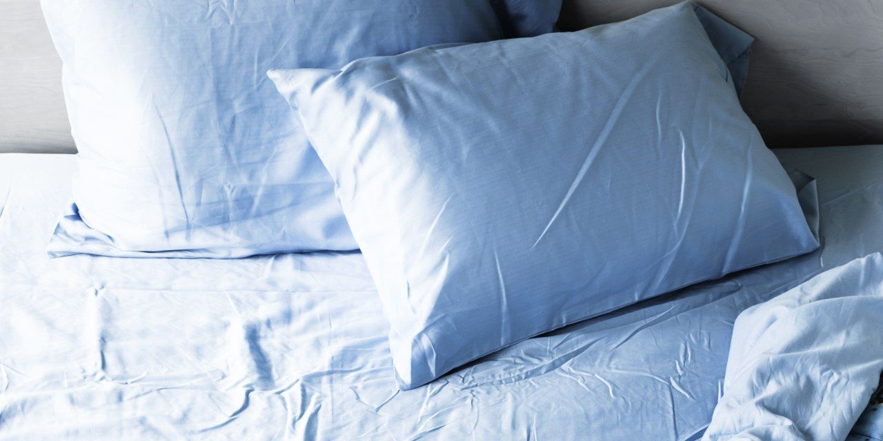 Here S How Often You Should Really Be Washing Your Sheets Make Your Bed Clean House Dust Mites