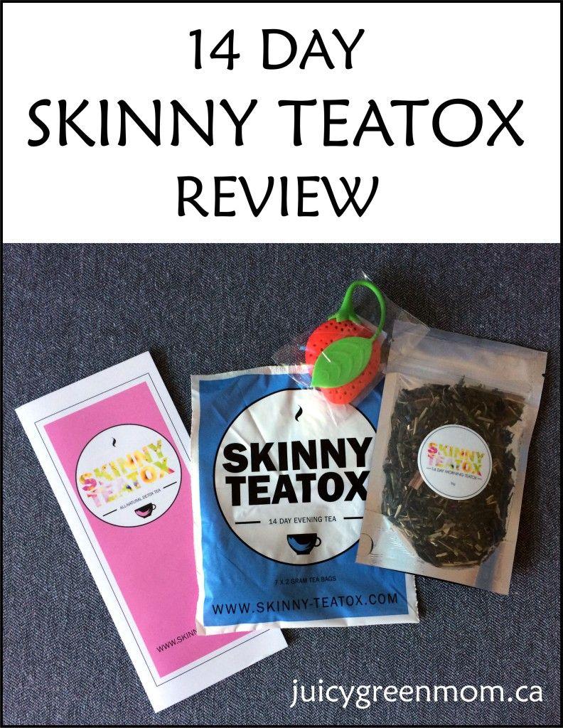 skinny fit detox tea walmart