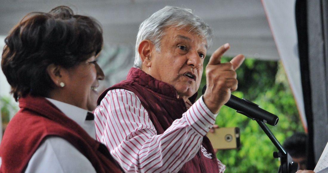 La fuerza pública será usada para cometer un gran fraude en el Edomex, advierte AMLO