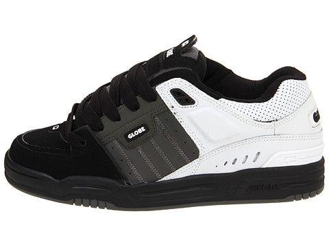 Globe Fusion BlackCharcoalWhite | Black, New shoes