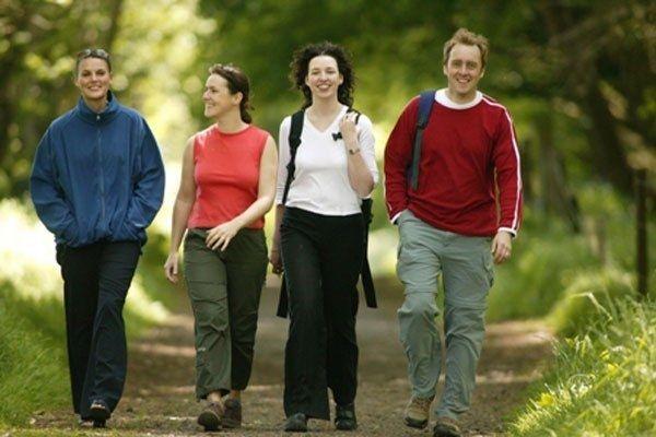 ходьба пешком помогла похудеть