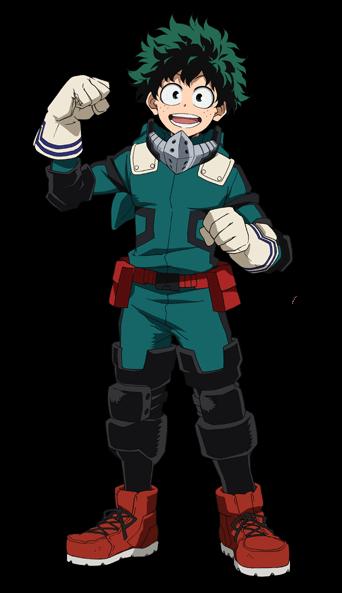 Izuku Midoriyaimage Gallery Animated Characters Pinterest My