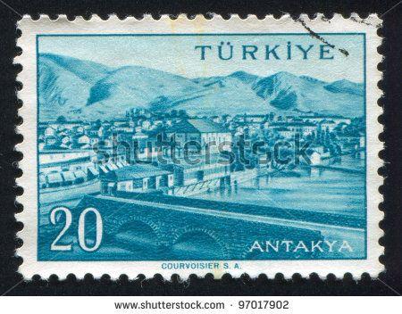 Türkiye antakya şehir pulları ile ilgili görsel sonucu