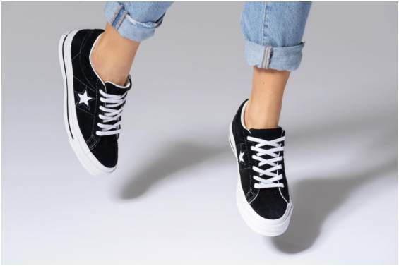 converse baskets one star og