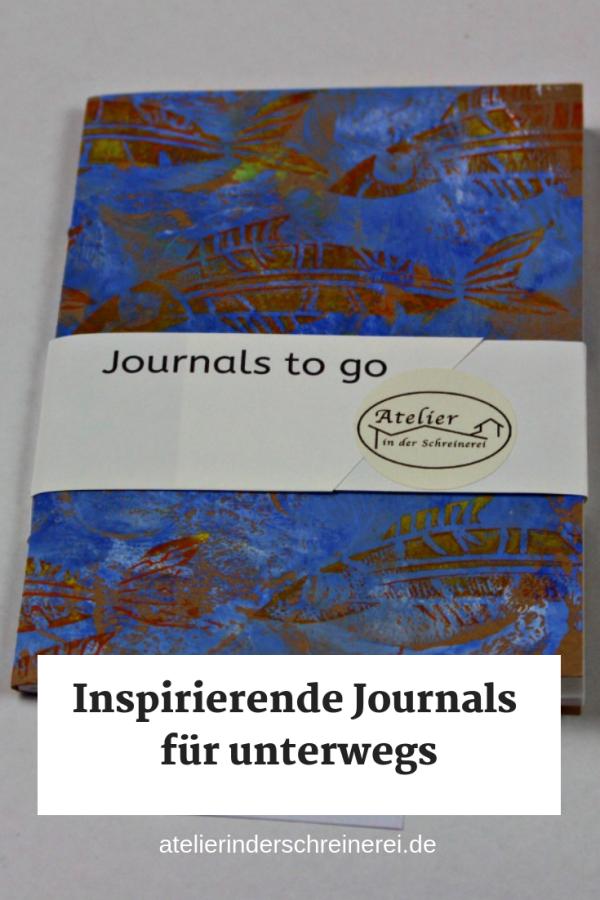 Journals to go - für Gedanken, Gedichte, Ideen, Skizzen und Erinnerungen. Unsere Journals sind 14,5 x 10cm groß und 100% handgefertigt. #artjournal #skizzenbuch #book #cover #inspiration #journaling