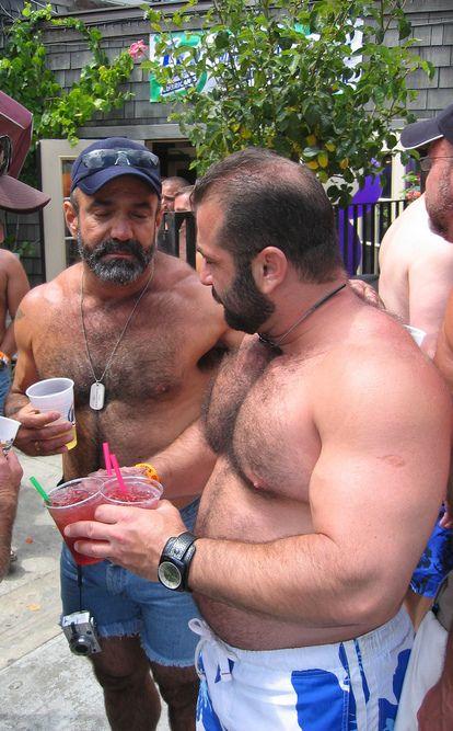 from Callen muscle bear wolf otter gay