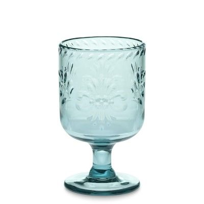 Sonora Etched Tritan Goblets, Set of 6 #williamssonoma