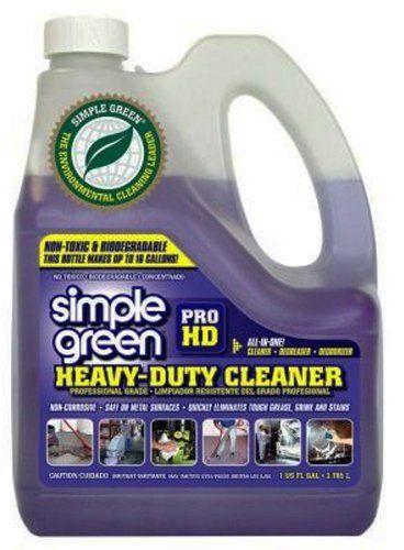 Simple Green 13421 Pro Hd Heavy Duty Cleaner 1 Gallon Bottle By