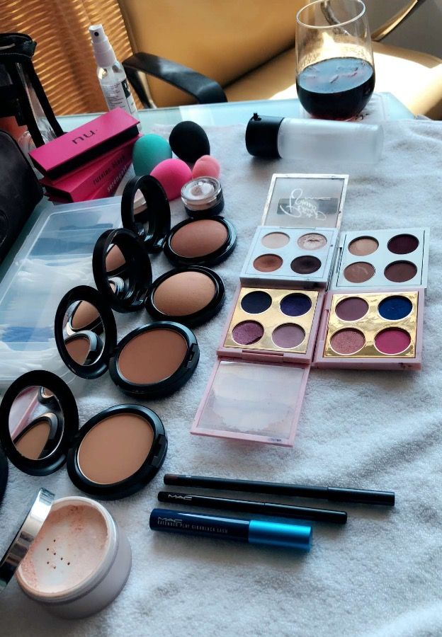Pin by az on Makeup Walmart makeup, Party makeup, Makeup kit