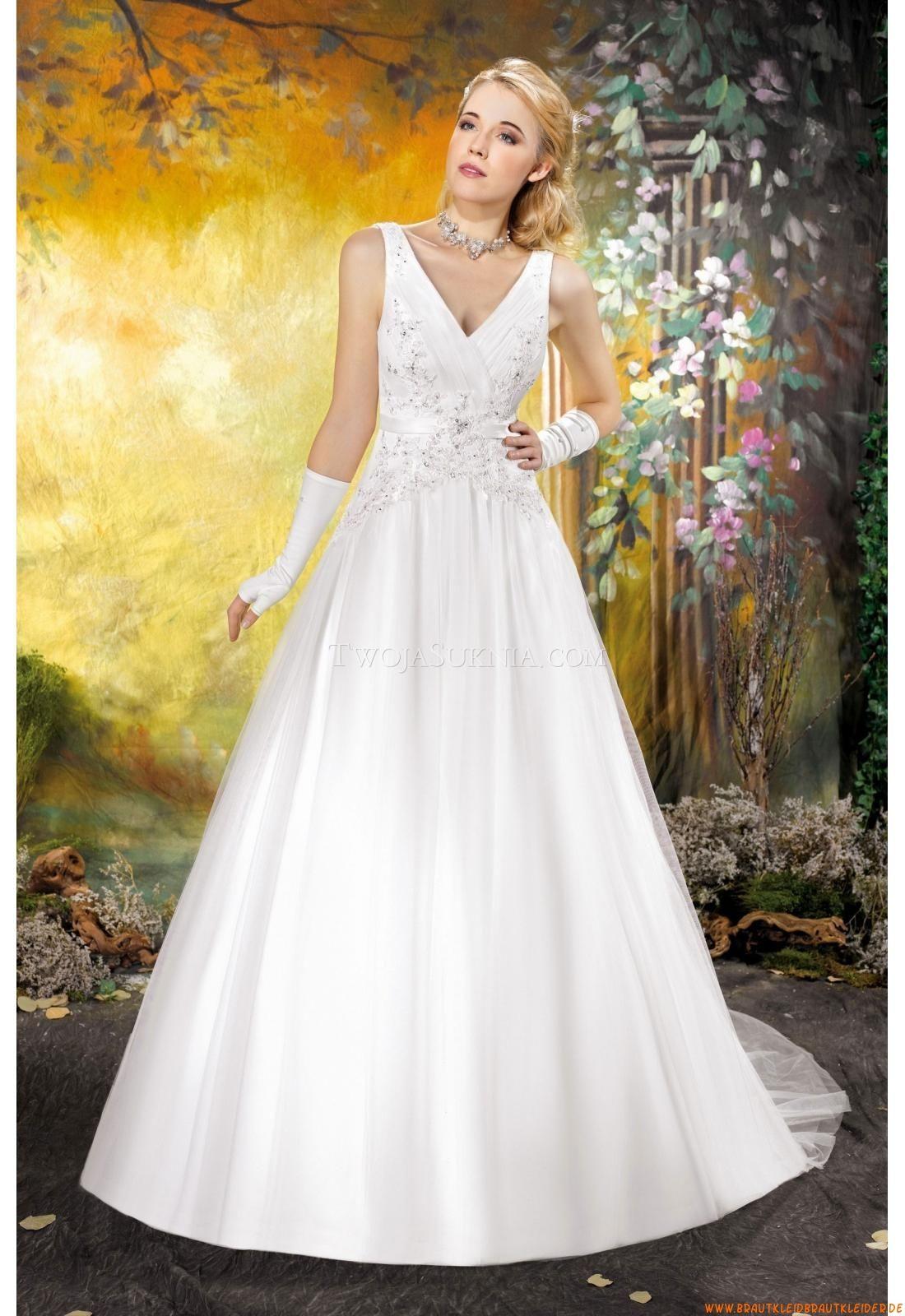 Günstiges Brautkleid