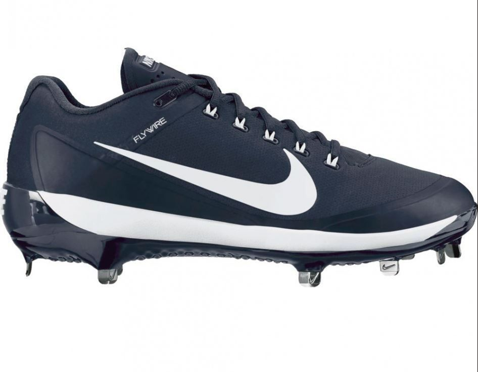 on sale 559f1 17075 New Nike Alpha Air Clipper '17 Baseball Cleat Men's Size 8 Navy Blue 880261  $95 (eBay Link)