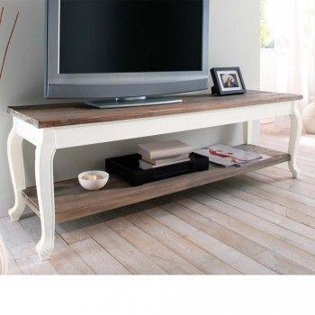 Tv Sideboard Lowboard Tv Tv Lowboard Tv Tisch Landhausstil Tv