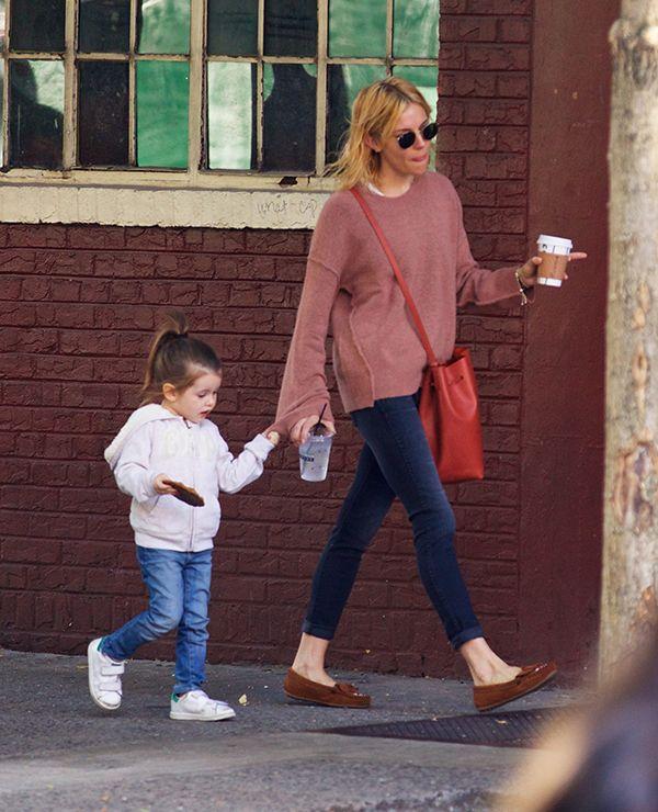 """""""Espero ser cool para ella, aunque sé que todas las madres, por definición, pueden ser embarazosa"""". © Cordon Press"""