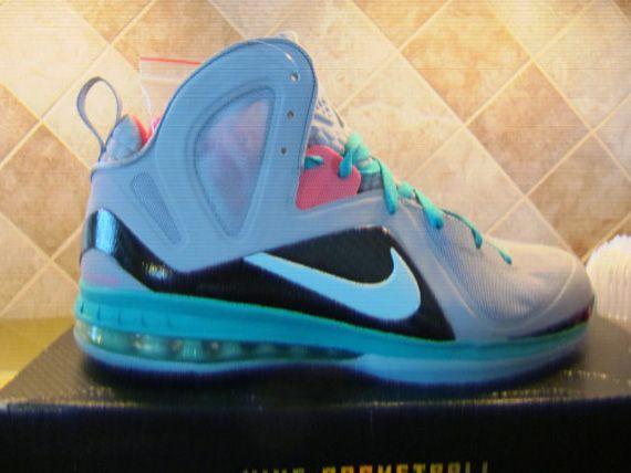 huge discount 8a98f 0172d These make me happy. Nike LeBron 9 Elite Wolf Grey Mint Cindy-New  Green-Pink Flash 516958-001 Summer 2012  250  nike  lebron  sneakerhead   mustcop