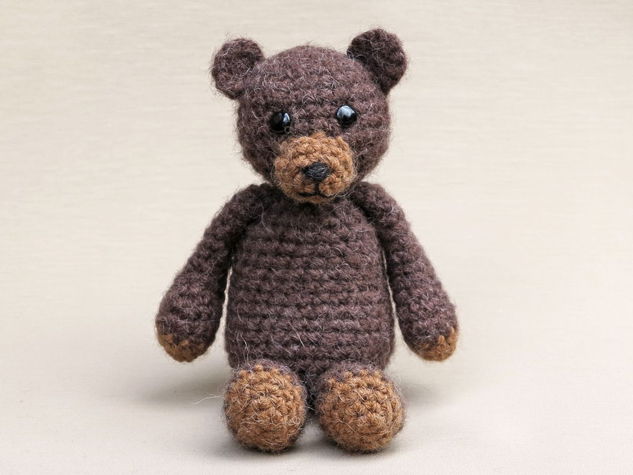 A Walk Trough How To Make This Crochet Teddy Bear Its About The