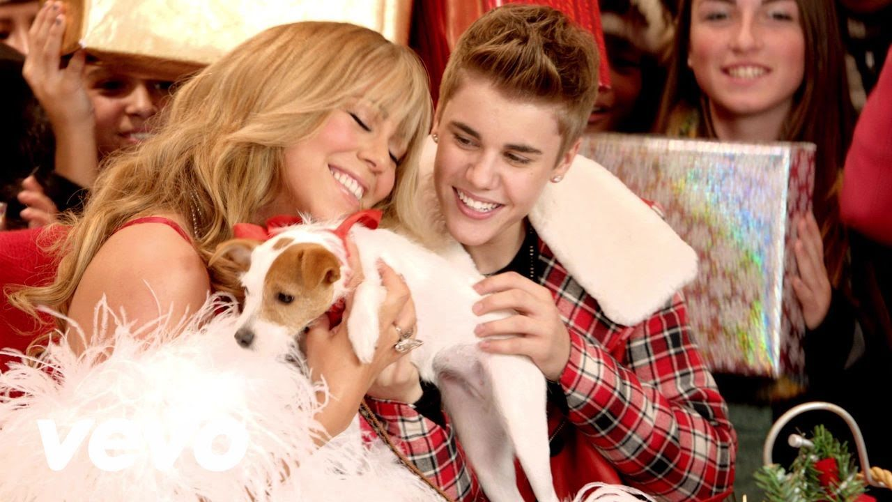 All I Want For Christmas Is You Superfestive Shazam Version Justin Bieber Christmas Mariah Carey Justin Bieber