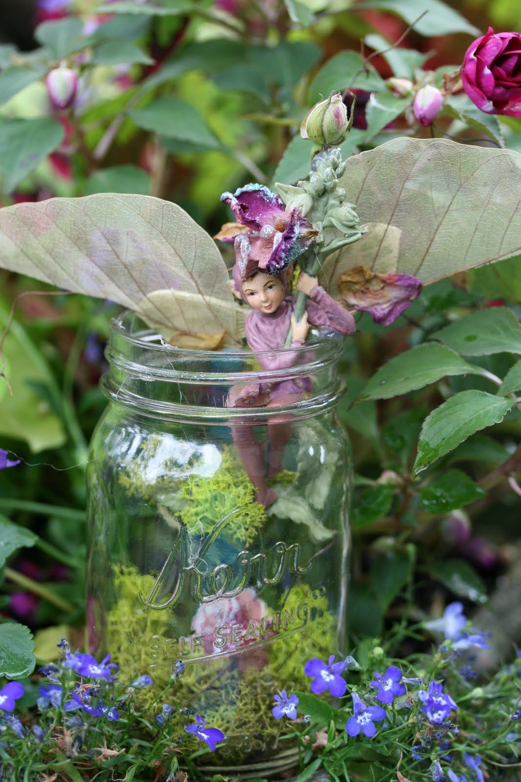 Fairy Figurines For Gardens | Fairies In The Garden