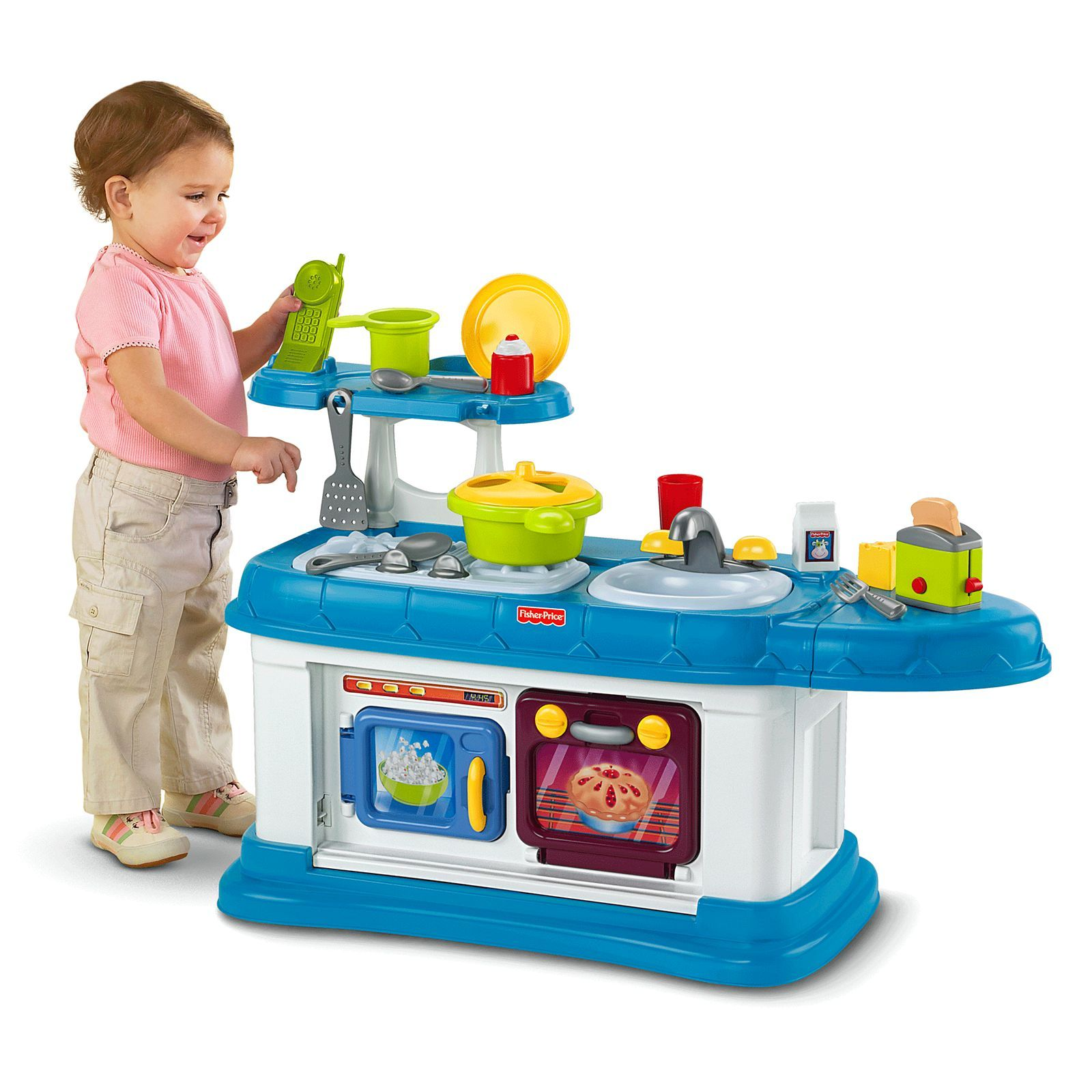 Check out the FisherPrice GrowWithMe Kitchen (T4030) at