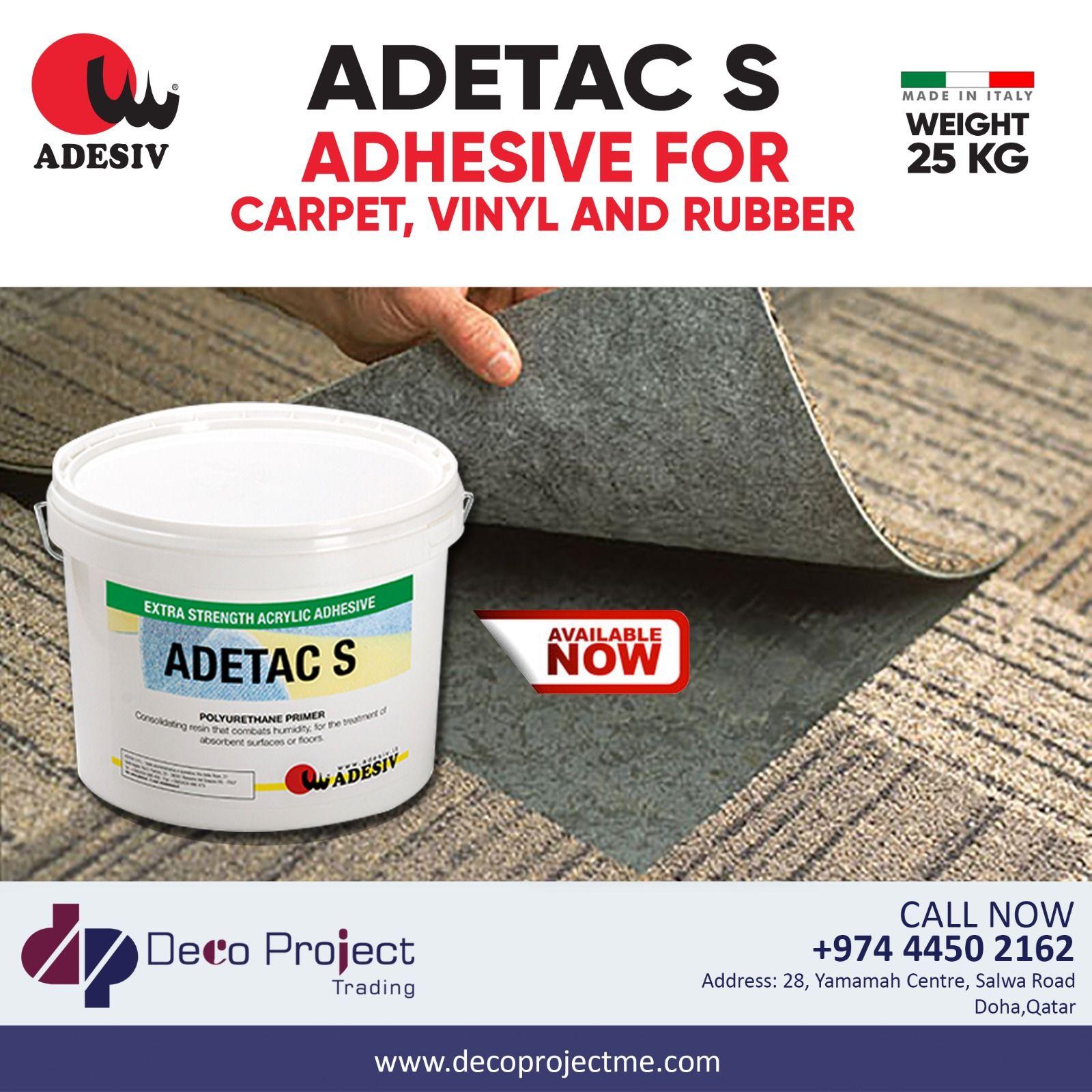 Adhesive For Vinyl Floorinng Qatar