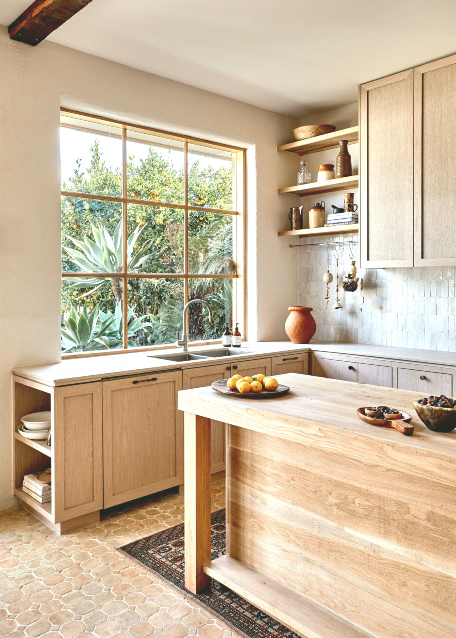 A Modern And Rustic Star Kitchen In Melbourne Australian Home And