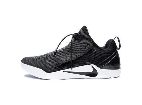 NIKE KOBE A.D. NXT - BLACK/MTLC SILVER/WHITE. KobeSneakerKicksFootwearTennis SlippersShoeSneakersShoes