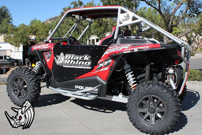The Black Rhino RZR XP1000 2 Seat Full Cage was designed and fabricated by our…