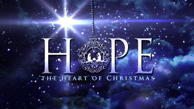 The Heart Of Christmas.Hope The Heart Of Christmas Holiday Christmas Hope