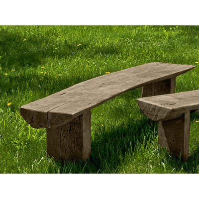 Loon Peak Beauvais Large Bois Bench In 2020 Outdoor Garden Bench