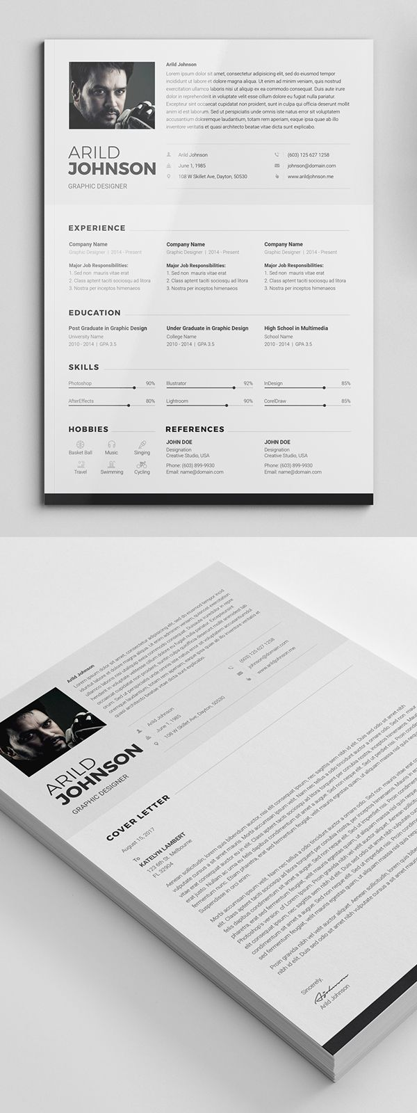 50 free resume templates best of 2018 6 downloadable template with experience academic examples dentist career objective