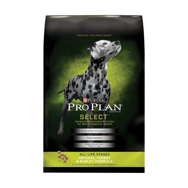 Pro Plan Selects Natural Adult Dog Food Food Center Dog Petsmart