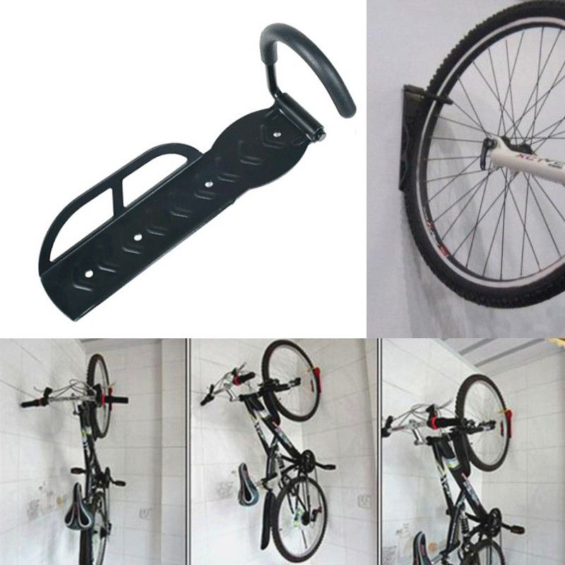 Nuevos Bastidores De Bicicletas Mountain Bike Storage Wall Mounted
