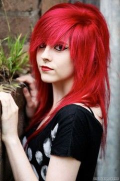 31 Red Hot Hair Styles
