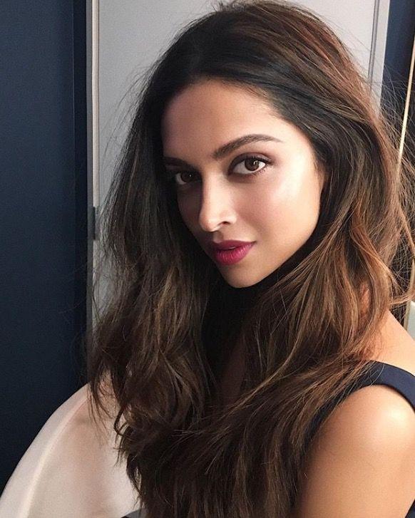 Deepika Brown Hair Indian Skin Indian Skin Hair Color Hair Color For Brown Skin