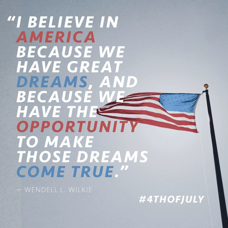 Independence Day quote | Fourth of July Family Fun Ideas | July