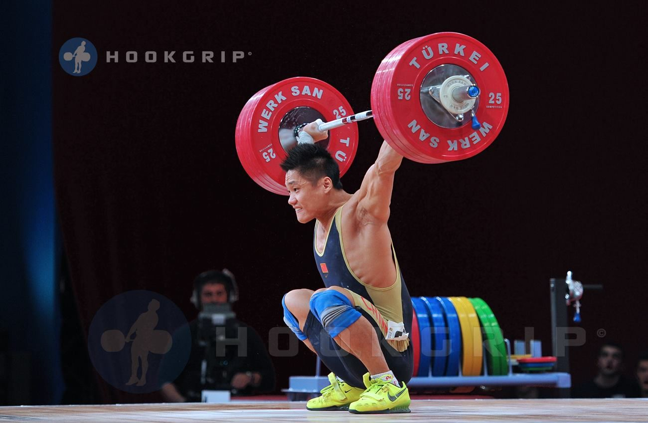 how to clean olympic lift