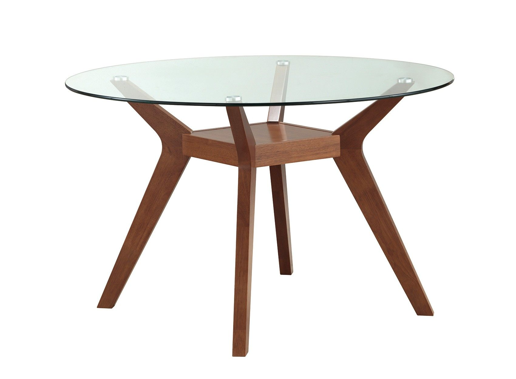 Buy Coaster 122180 Dining Tables Online  Trusted Since 1951 Alluring Bases For Glass Dining Room Tables Decorating Design