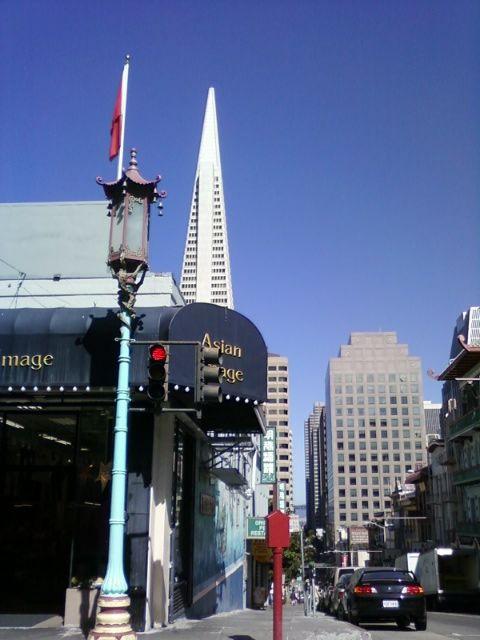 TransAmerica Tower San Francisco, CA